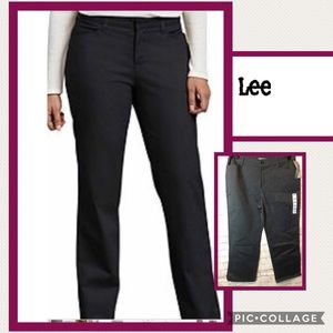 LEE Relaxed Fit Pants Size 16P NWT